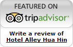 Write a review of Hotel Alley Hua Hin