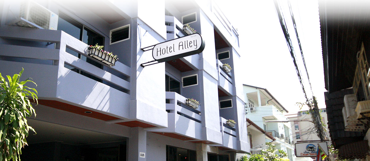 Hotel Alley, Huahin